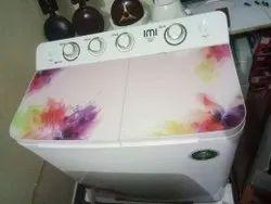JSA1545 Capacity(Kg): 8 Semi Automatic Washing Machine, White