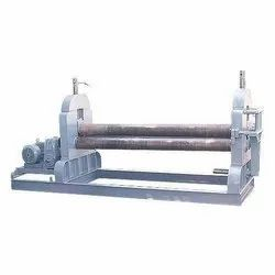 Sheet Rolling and Bending machine