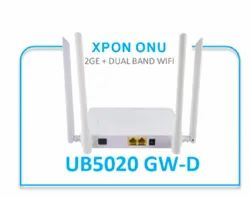 4G Wireless or Wi-Fi UBIQCOM UB5020 GW-D, 136g