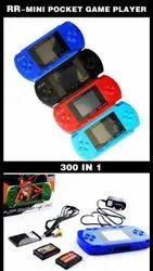Mini Pocket Game Player