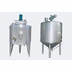 Mild Steel Tank Heater