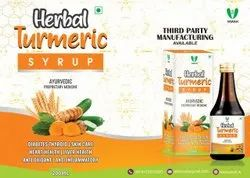 Turmeric Syrup