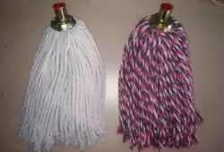 4 Clip Mop With Inner 280gram Cotton Mop