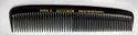 Matador Model 2280.5 Pocket Comb In Black Colour
