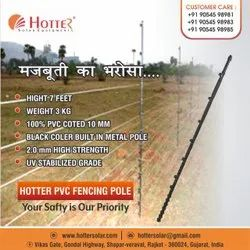 Hotter Fencing pole