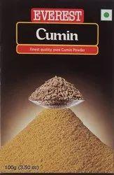 Everest Cumin Powder, Packaging Type: Box, Packaging Size: 500g