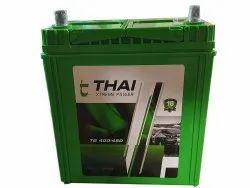 Capacity: 80 Ah Thai TB 400/450 Xtreme Power Car Battery