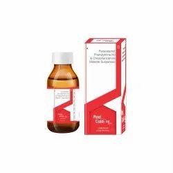Paracetamol 250, Phenylephrine 5mg, CPM 2mg