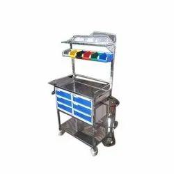 Crash Medication And Surgical Carts