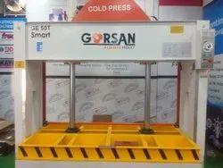 GE 50T Smart Cold Press Machine