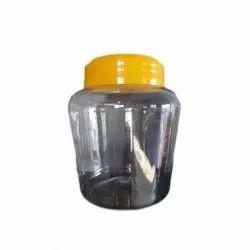 1 Liter Plastic Ghee Jar