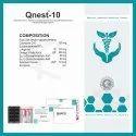 Coenzyme Q10, L-Arginine Eicosapentaenoic Acid, Docosahexaenoic Acid & Selenium Softgel Capsules