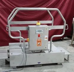 Dry Shoe Sole Cleaning machine
