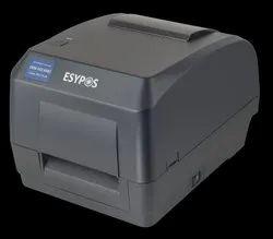 ESYPOS ELP 531TX BARCODE PRINTER, Max. Print Width: 4 inches, Resolution: 203 DPI (8 dots/mm)