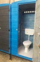 Portable Multiple Unit Toilet Cabin