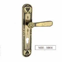 MH-1004 Brass Mortise Handles