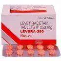 Keppra 250 Mg Tablets (Levetiracetam)