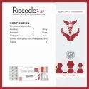 Aceclofenac 100mg Paracetamol 325mg Serratiopeptidase 15mg TAB