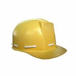 FRP Helmet Steel Industry Helmet, Model Name/Number: WI-01, Size: 540 to 590 mm
