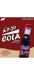 Soft Drink Black Cola Soda, Liquid, Packaging Type: Bottle