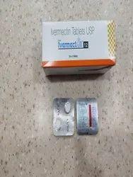 Ivermectol-12 Ivermectin 12mg Tablets