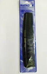 Matador Model 2639.8 Dressing Comb In Black Color