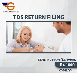 CA TDS Returns Filing Services, in Pan India, Company