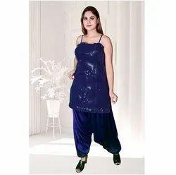 Blue Party Wear Dresses