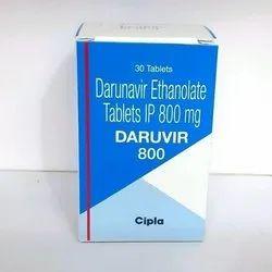 Daruvir (Darunavir 800 Mg)