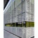 Architectural Aluminium Facade Mesh