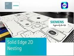 Online/Cloud-based Solid Edge 2D Nesting Software, For Windows, Free Download & Demo/Trial Available