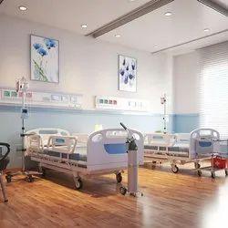 Hospital Interior Designing Service, 45 Days