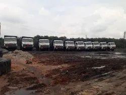 Coal Truck Transportation Service
