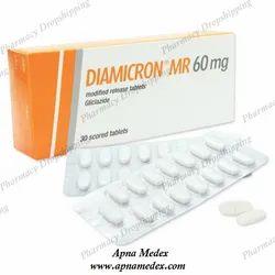 Diamicron Mr 60 Mg