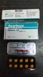 Hibose 25/50MG Tablet