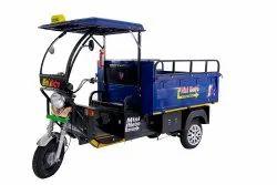 Electric Cargo Rickshaw