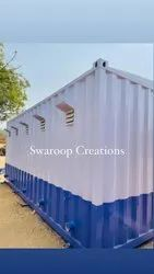 Portable Mobile Toilets Container