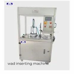 Wad Cap Placing Machine