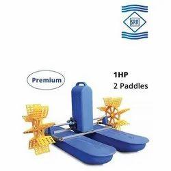 SRR Premium 1 HP 2 Paddle Wheel Aerator