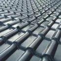 Grey PVC Roofing Sheet