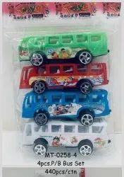 Kids Toy Bus Set