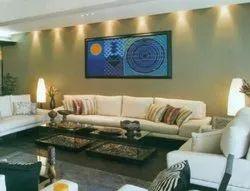 Apartment Interior Designing Service, Delhi,Up, 1500 Sq Ft