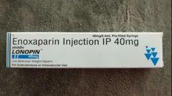 Lonopin 40 mg/0.4 ml Enoxaparin Injection