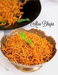 Besan Aaloo Bhujiya Masala, Packaging Type: Packets, Packaging Size: 5kg 10kg
