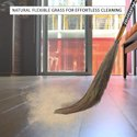 Zureni ZN-BR-04 Floor Broom with Natural Soft No Dust Grass