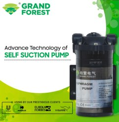 Grand Forest RO Diaphragm Booster Pump 100 GPD