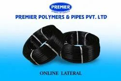 Lateral Drip Irrigation Tubes