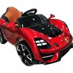 Kids Rocking Car