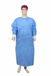 Disposable Surgeon Gown Ultrasonic