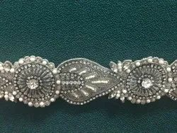 Beaded Lace Suppliers From India